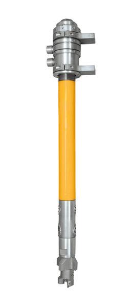 Dreifach HDI-Bohrsysteme mit Drehkopf und hydraulischem Spannfutter (D 114,3 - D 133)