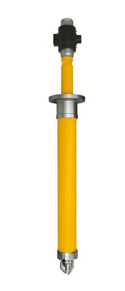 Überlagerungsbohrsysteme mit Doppelkopf-Bohranlage (Drehen:Drehschlagen, D 114,3 - D 177,8)