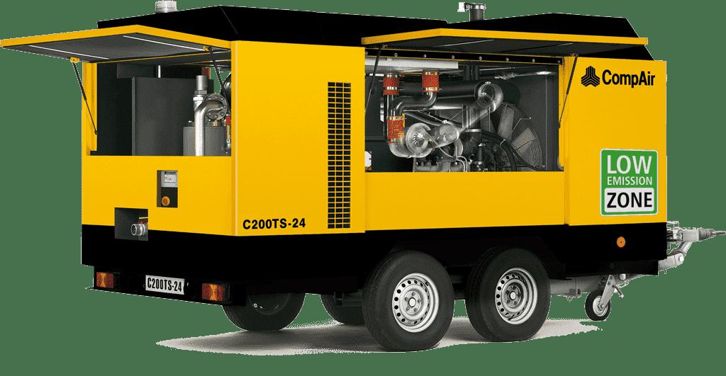 Kompressor Compair-c200TS-24(1)