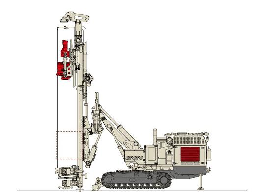 MC 14 Zeichnung